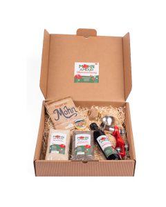 Mohn-Amour Geschenkbox für Mohnliebhaber
