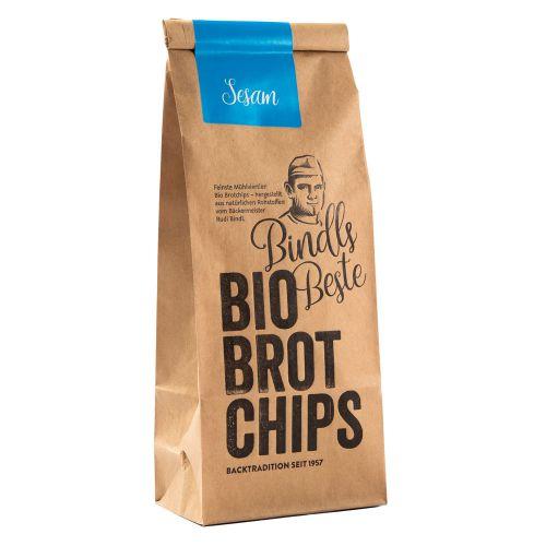 Bio Brotchips Sesam 100g